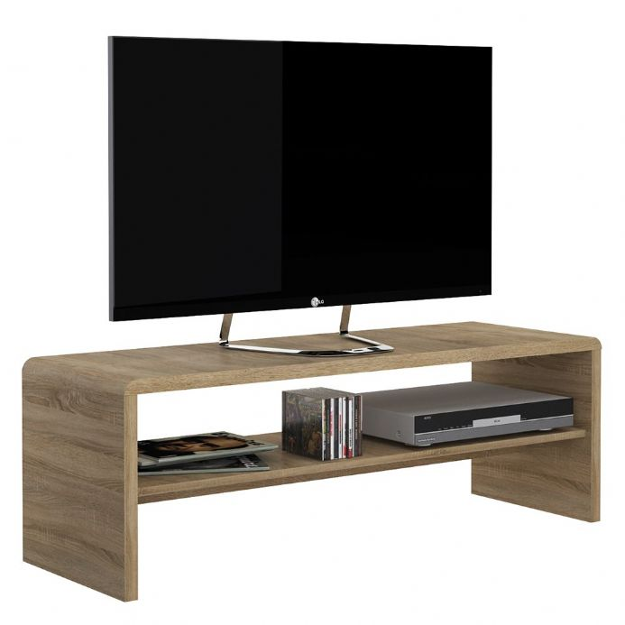 4 You Wide Coffee Table/ TV Unit In Sonama Oak